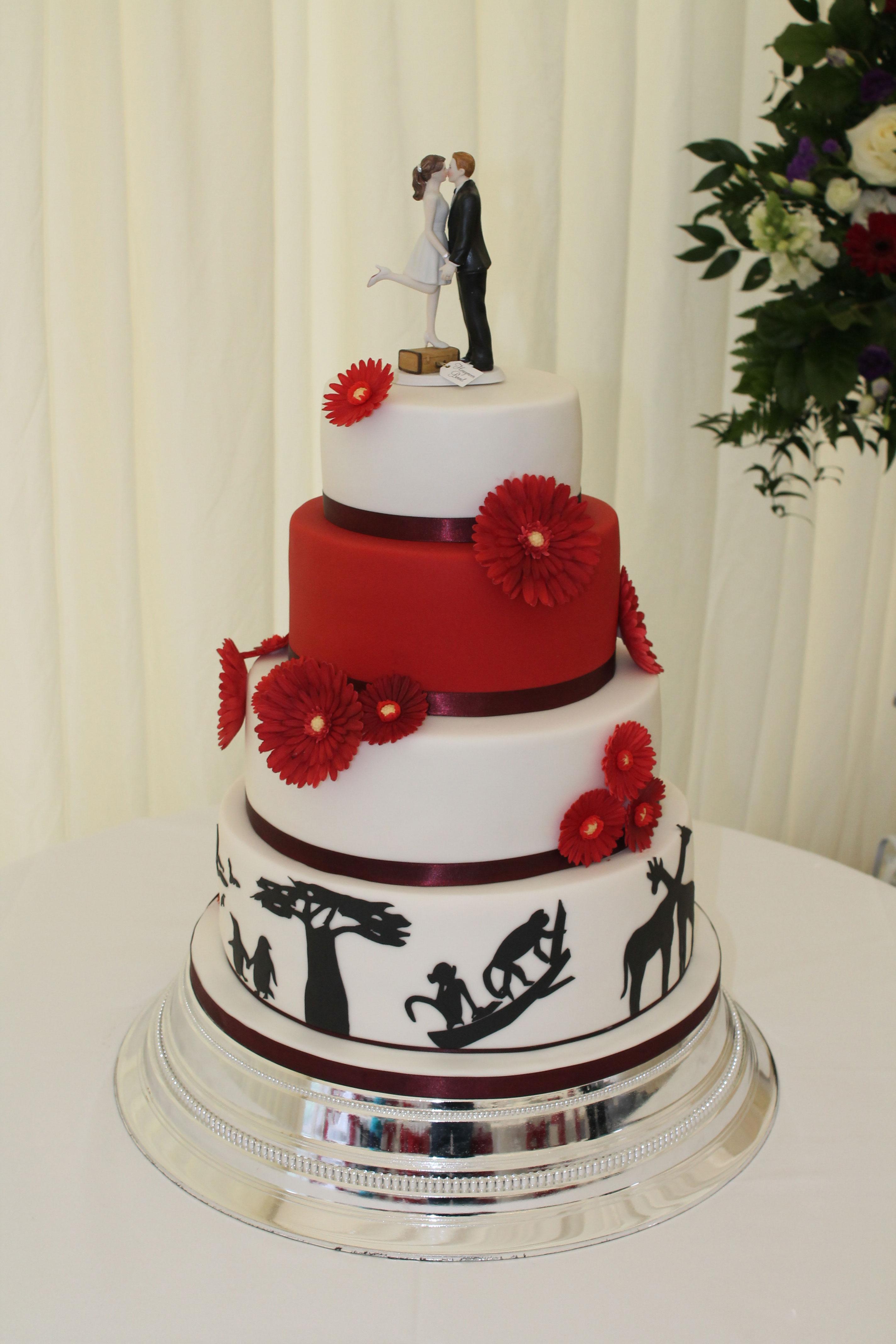 Marwell Zoo Cake
