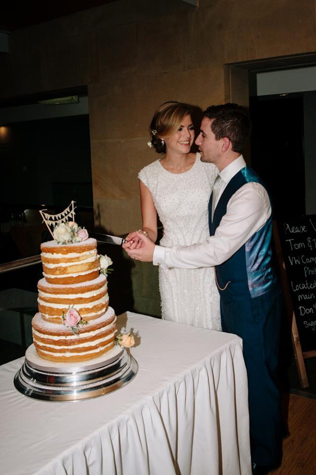 Cut The Cake wedding