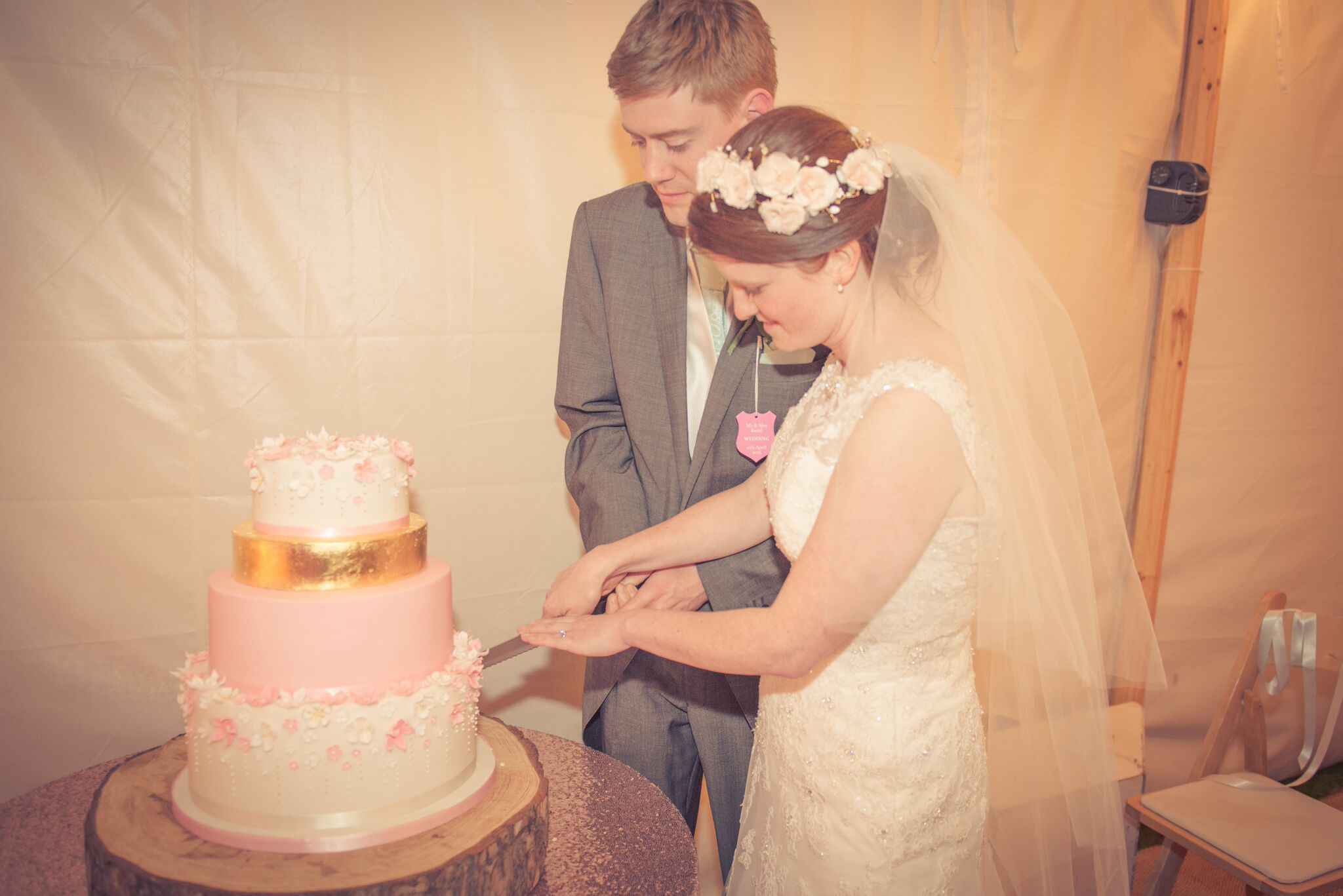 Wedding Cake Winchester