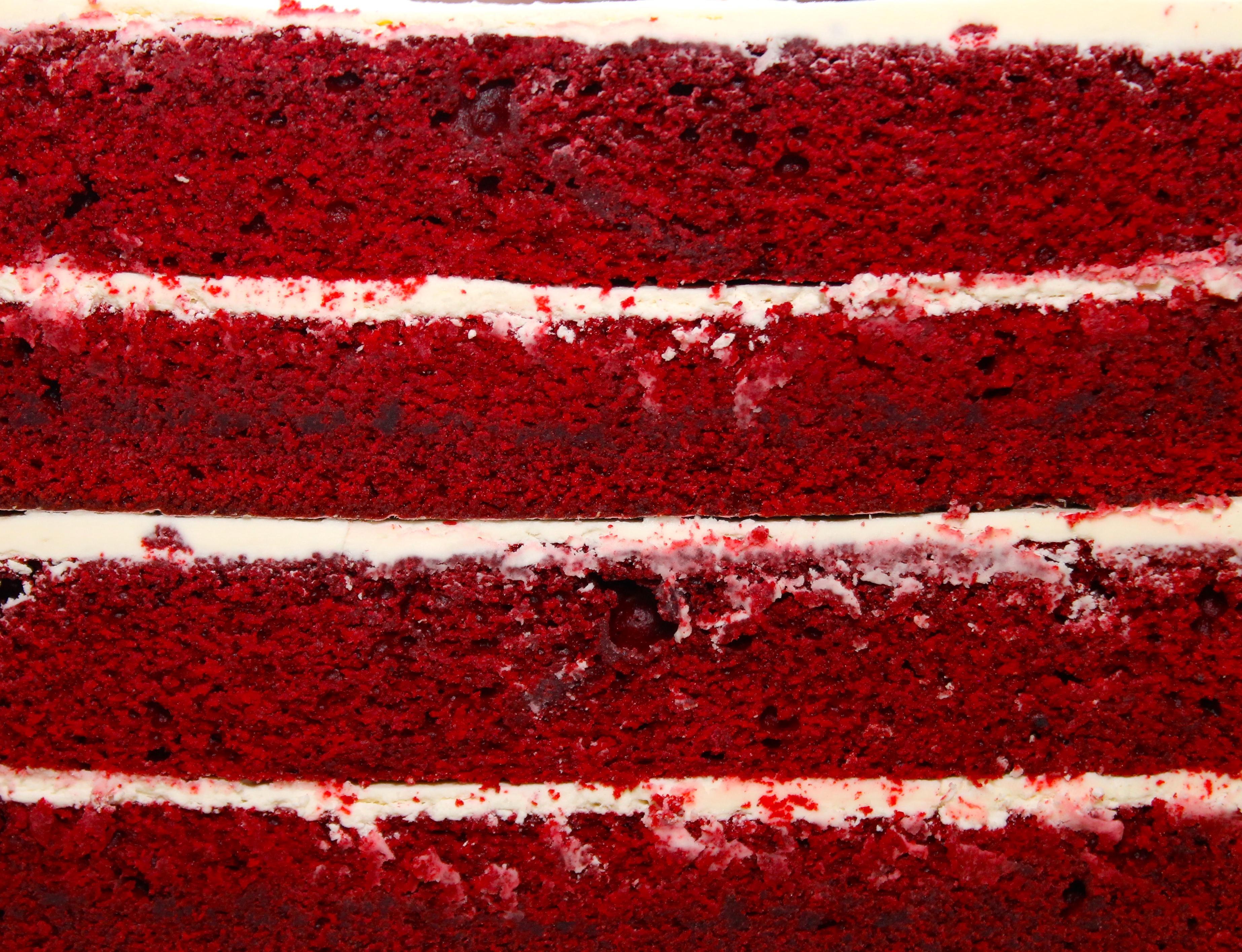 Velvet Texture Cake