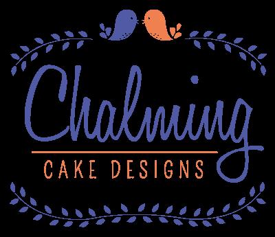 Chalming Cake Designs Retina Logo
